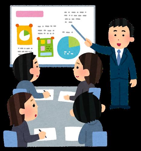 コンサルティング、セミナー及び研修のイメージ